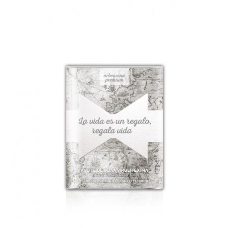 Aceite de Oliva Virgen Extra Premium. Gama Regala Vida. 200ml Arbequina